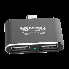 HUB USB2.0 TO USB-C
