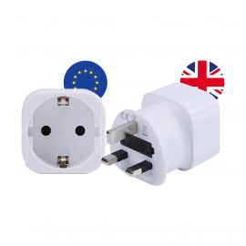 Travel Adapter Europe to UK